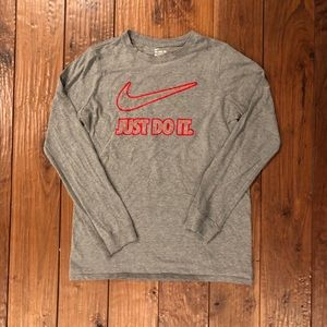 Boy's Nike Legend Long Sleeve Training T-Shirt